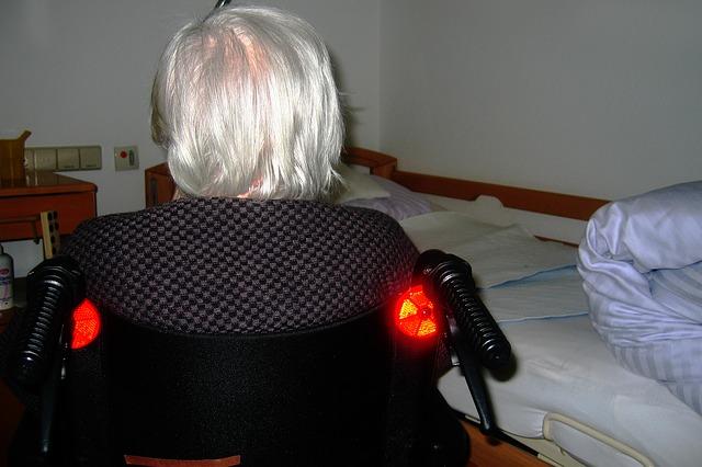 Praca - opieka seniorów w Niemczech
