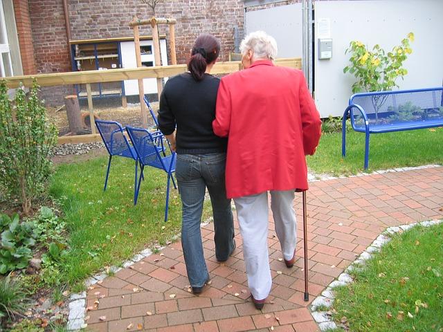 Praca opiekuna osób starszych - Niemcy